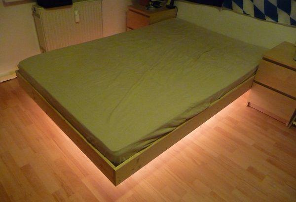 Schwebebett Schwebendes Bett Schwebebett Bett