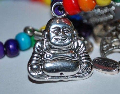 karkötő buddha