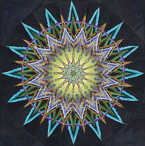 Kaleidoscope Ca: 1000+ Images About Kaleidoscope Quilts On Pinterest
