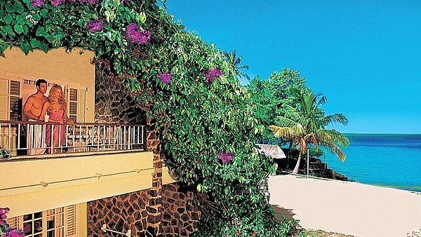 Pro romantické strávení líbánek vám na ostrově Svaté Lucie nic nechybí.