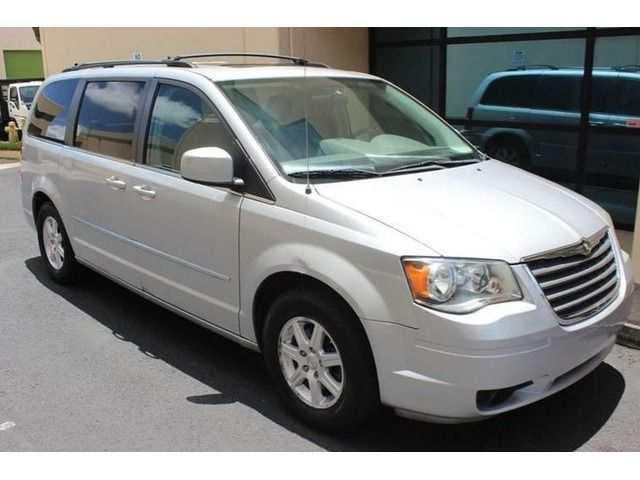 2009 Chrysler Town And Country Chrysler Town Country Town