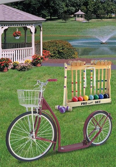 Amish Push Scooter Bikes | Kick Bikes - Bicycle Gear & Accessories - Outdoor Sports - Hunting & Outdoors
