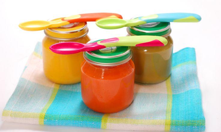 La ricetta per preparare in casa gli omogeneizzati in maniera sana e genuina