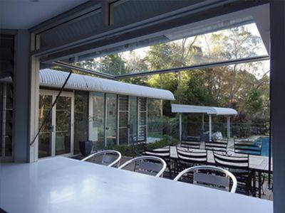 Newmac Installations - Aluminium and Glass Experts - Kitchen Servery Windows