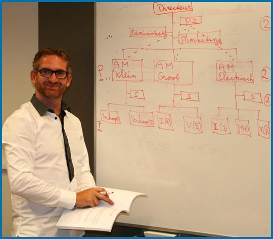 Opleiding Middle Management - Maarten Denessen