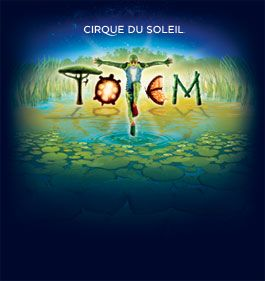 TOTEM | Spectacle de tournée | Cirque du Soleil