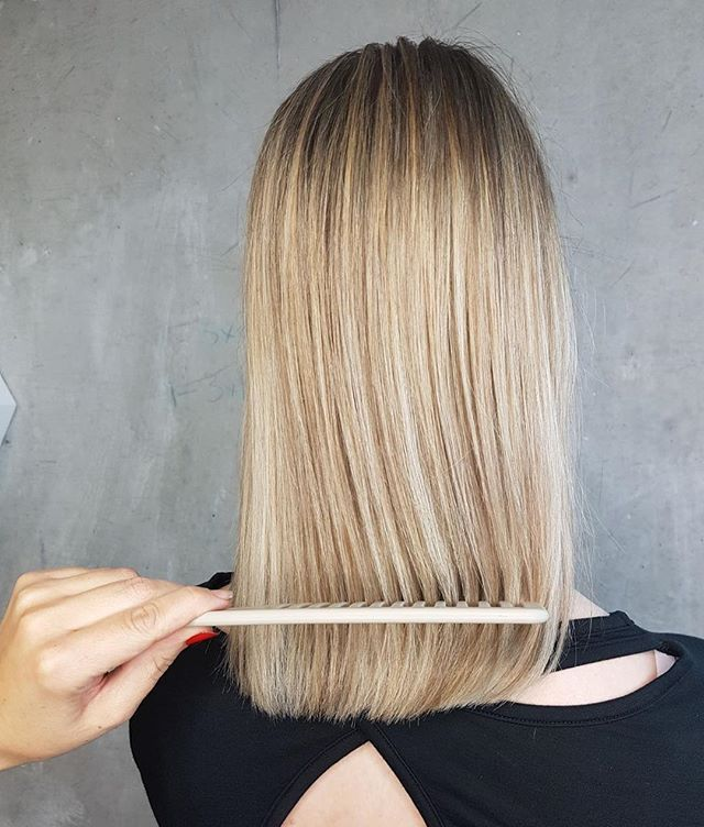 Its time to lighten up a bit ! Let one of our colour experts help you achieve your perfect blonde! Cynthia added baby-lights to her already naturally light her to achieve a natural sun-kissed blonde!  _____________________________________ . . . . . #blondespecialist #blondehair #torontohair #torontosalon #toronto_insta #torontolife #babylightsandbalayage #blondehaircolor #beigeblonde #ashblonde #kevinmurphysalon #kevinmurphycolorme #kevinmurphyhair #blondee #hairinstagram #hairoftheweek…