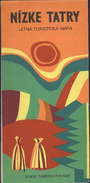 Nízke Tatry. 1:100 000, Slovenská kartografia, 1980, http://www.antykwariat.nepo.pl/n%C4%82%C2%ADzke-tatry-1100-000-p-13527.html