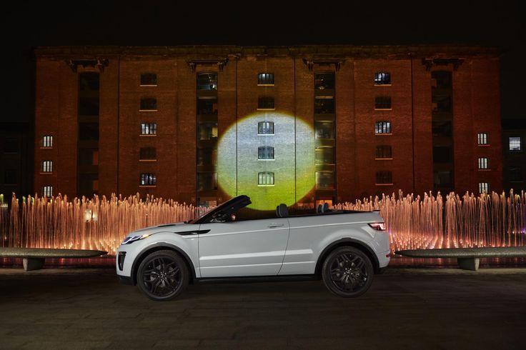 Car Review; Range Rover Evoque (2017)