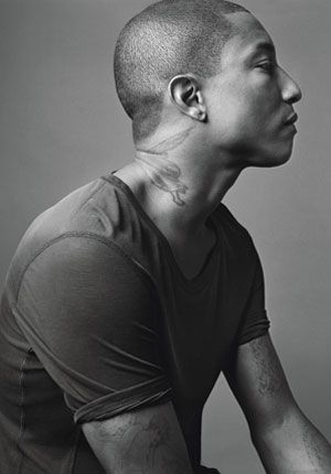 Pharrell on the cover of Details Magazine october 2013 issue | The Neptunes #1 fan site, all about Pharrell Williams and Chad Hugo