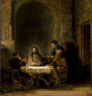 ~ Rembrant ~