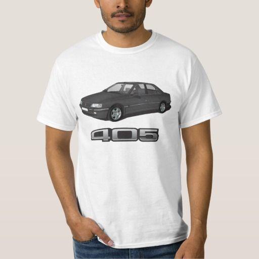 Peugeot 405 SRi + model badge, black, DIY  #peugeot #peugeot405 #sri #automobile, #car #t-shirt, #print #europe #france #black