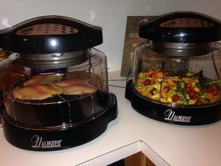 194 best convection oven images on pinterest convection for Nuwave chicken and fish