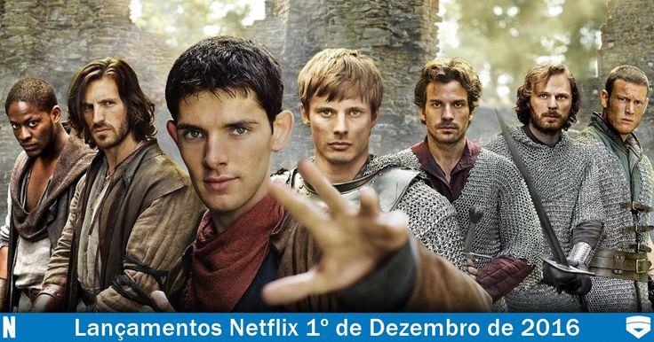Lançamentos Netflix 1º de Dezembro de 2016 (Quinta) 84 Novidades