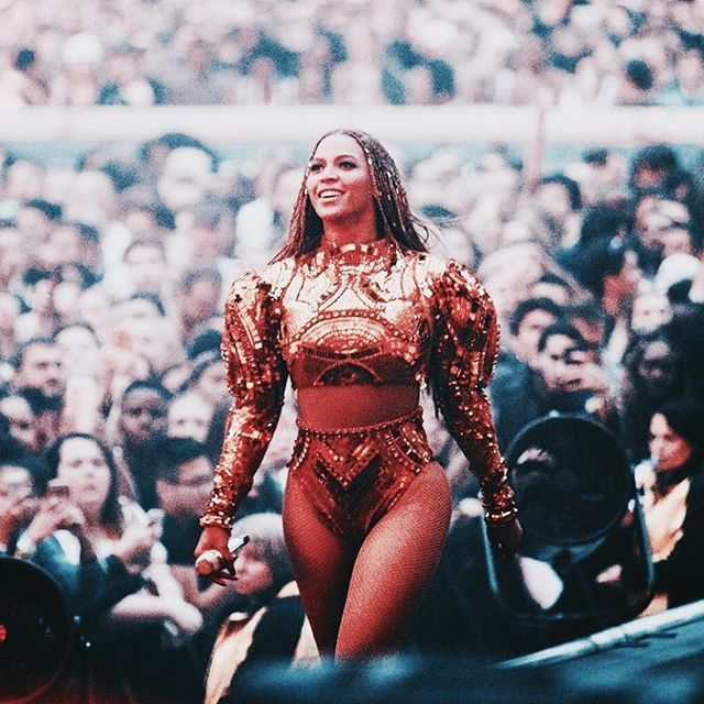 JordanLanai Beyoncé Formation World Tour Wembley Stadium London UK 2nd July 2016
