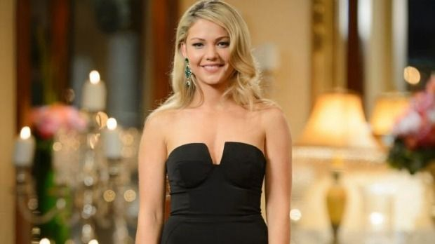Sam Frost got engaged to Blake Harvey last night but it seems their 'journey' was short lived.