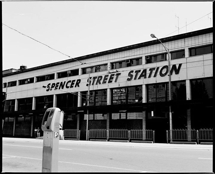 Spencer St station