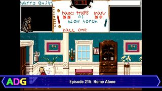 ADG Episode 215 - Home Alone