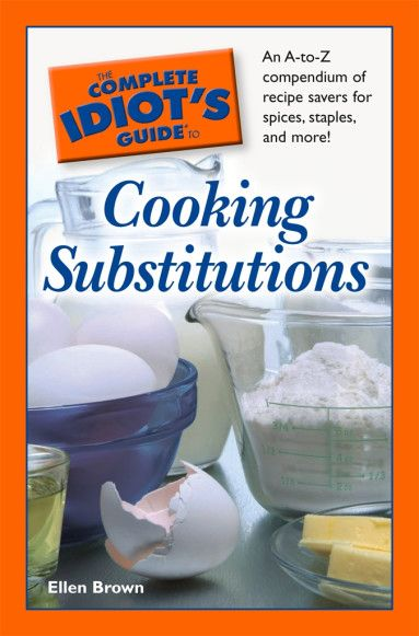 """SceneFZ :: Details for torrent """"The.Complete.Idiot's.Guide.to.Cooking.Substitutions-P2P"""""""