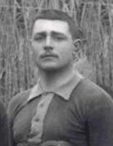 François NAUTÉ (1893-1914) (Rugby) (Mort pour la France)