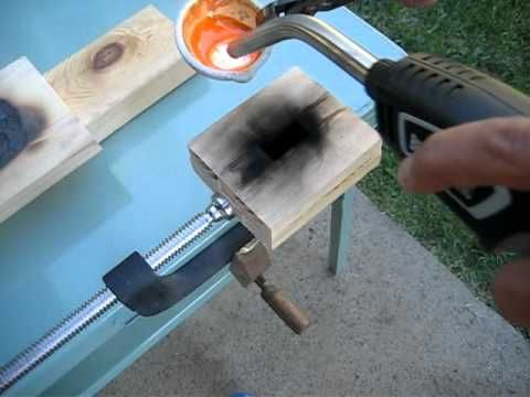 CREATING A SILVER INGOT AT HOME PART 1: MELTING AND CASTING