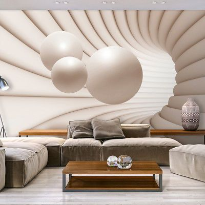 Die besten 25+ Fototapete 3d Ideen auf Pinterest 3d wandbilder - moderne tapeten schlafzimmer