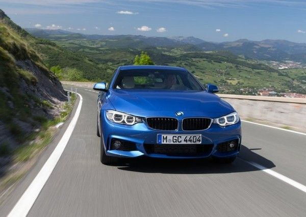 2015 BMW 428i Gran Coupe M Sport Front Photos 600x426 2015 BMW 428i Gran Coupe M Sport Full Review, Features and Quality