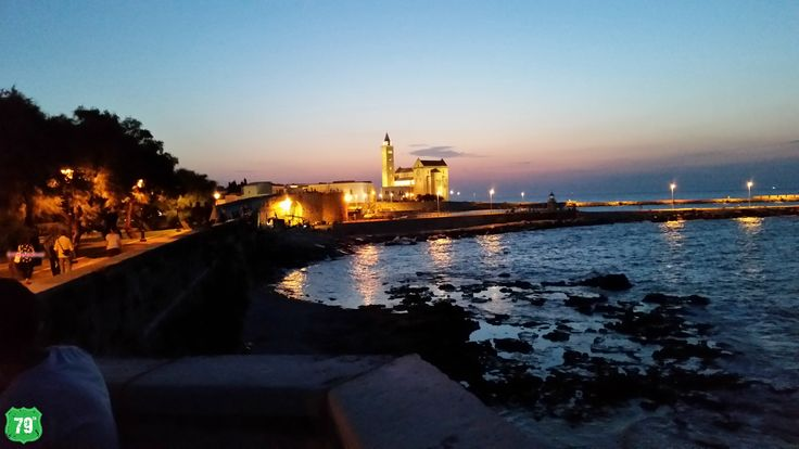 #Puglia #RegionePuglia #Trani #Cattedrale #Italy #Italia #Travel #Viaggi #Cathedral #Church #Estate #Summer #Sunset #Tramonto #79thAvenue #Mare #Sea