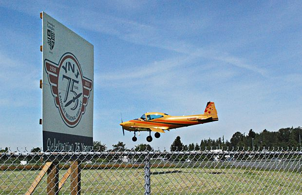 75th Anniversary of the Langley Regional Airport this Friday, June 21! #langley #parade #airport