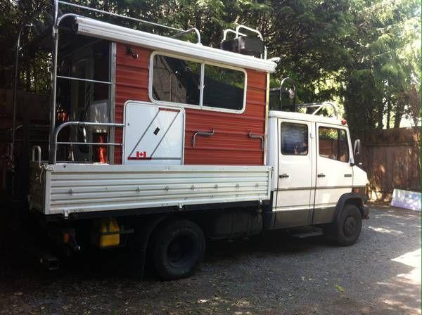 1986 mercedes 609d motorhome for sale craigslist for Craigslist mercedes benz for sale
