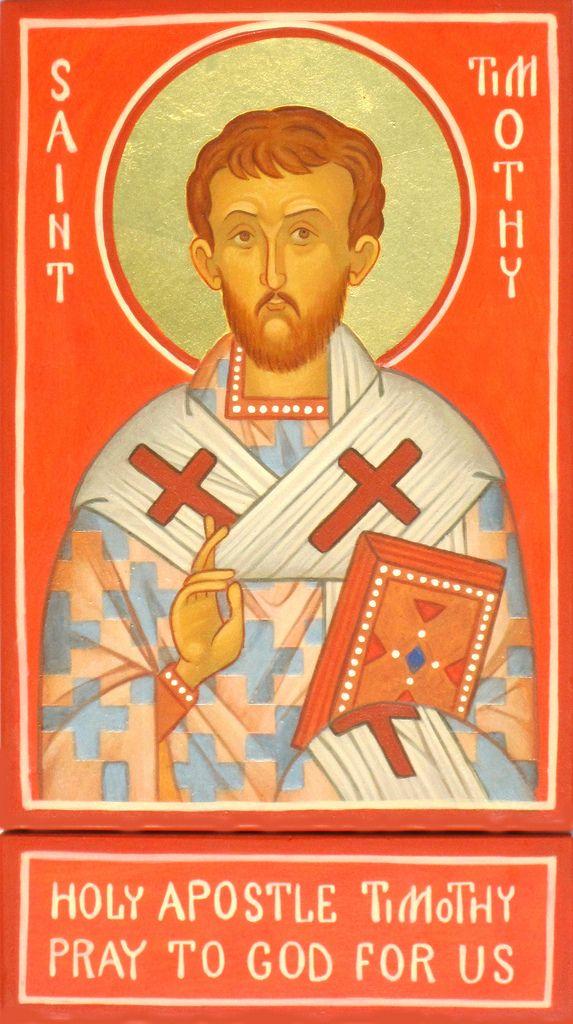St. Timothy