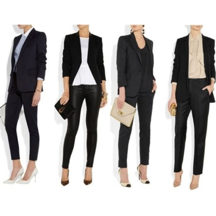 "Perfect for interviewing at an office that dresses ""smart casual"" //"