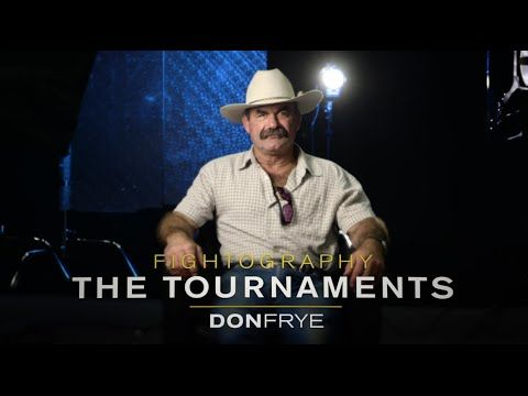 MMA Fightography: The Tournaments - Don Frye Preview
