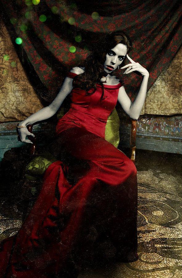 tim bradstreet vampire | Sword and Board: Happy Halloween - Tim Bradstreet style
