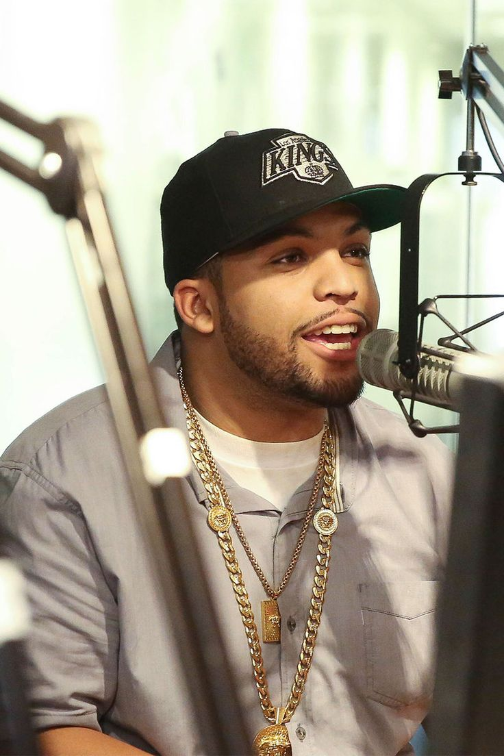 10 Ridiculously Hot Photos of O'Shea Jackson Jr. | Oxygen Official Site