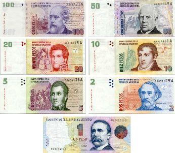 Argentine Peso (ARS)