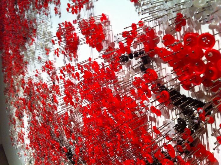 Korean Art close up