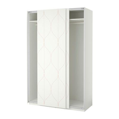 IKEA - PAX, Kleiderschrank, 150x66x236 cm, , Inklusive 10 Jahre Garantie. Mehr darüber in der Garantiebroschüre.Diese PAX/KOMPLEMENT Kombination lässt sich nach Wunsch und den häuslichen Gegebenheiten mit dem PAX Planer umgestalten.Schiebetüren sorgen für mehr Bewegungsfreiheit im Raum, da sie beim Öffnen weniger Platz erfordern.Die hierauf abgestimmte KOMPLEMENT Inneneinrichtung nutzt den Schrankraum optimal.Höhenverstellbare Fußkappen sorgen für Standfestigkeit auch bei leicht unebenem...