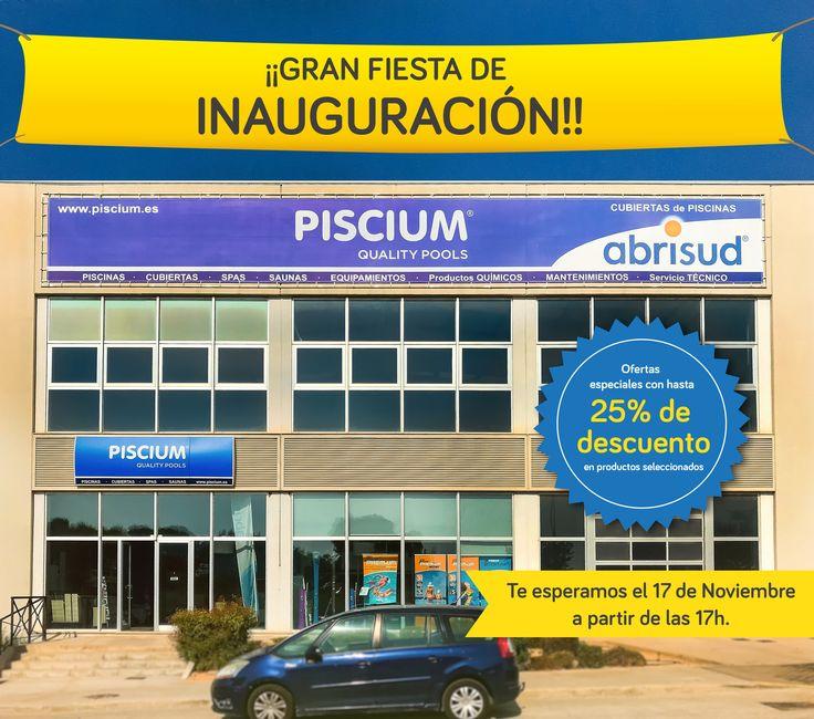 Piscium Pools estrena nueva tienda en el Parque Empresarial Táctica, Paterna