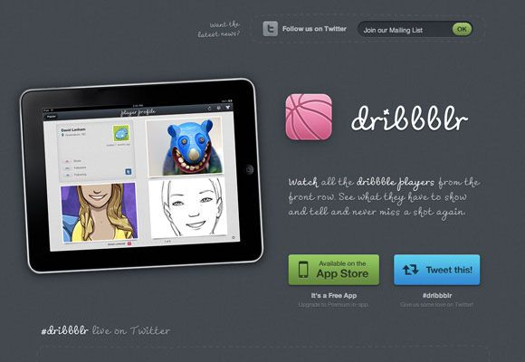 Creative Landing Pages for Your Inspiration