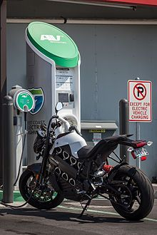 electric charging station san francisco motorcycle