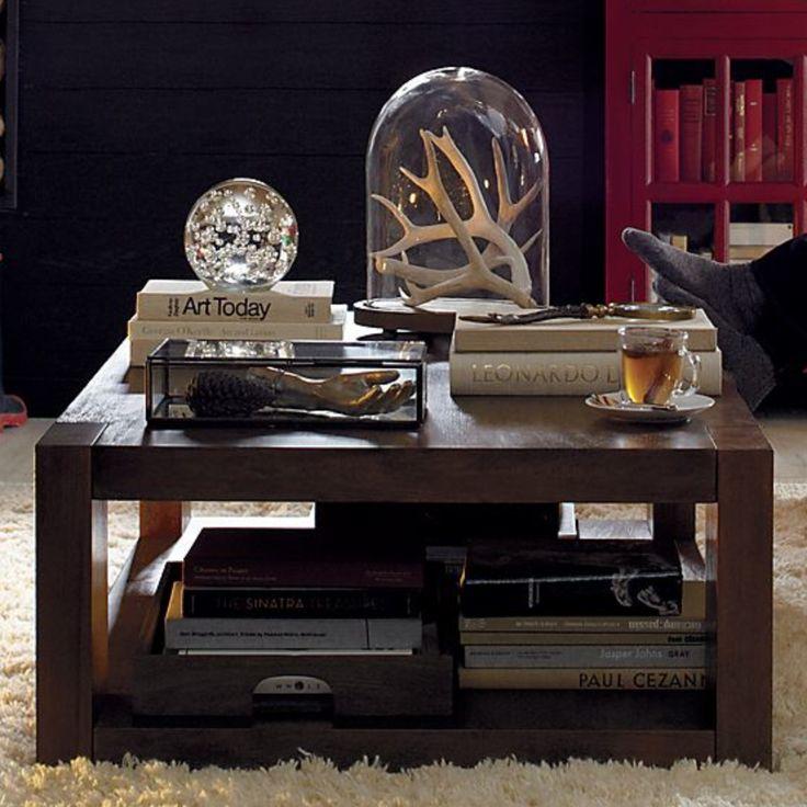 Best 25 coffee table displays ideas on pinterest coffee for Man cave coffee table ideas