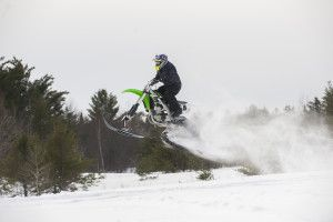 Marquette, MI- The Upper Peninsula has always been known for its beautiful summers and long harsh winters, it is truly a motorsports enthusiast's paradise. There is only one problem, the summers are too short.  Snowmobilers love it, but for motorcyclists who don't want to spend ten thousand bucks plus on a sled, it is hell! […]