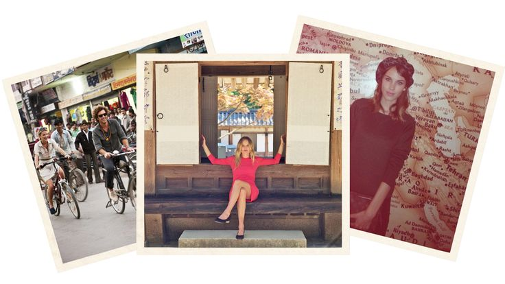 http://media.vogue.com/files/Summer Travel Diaries 2012: Kate Bosworth, Alexa Chung, Alek Wek (and More) Share Their Vacation Photos. In the first of a series of installments, we (yet again) proudly present our summer travel diaries, a series of personal photographs that document the