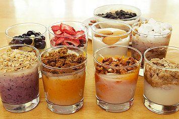 7 Snacks That Make Yogurt Much More Exciting