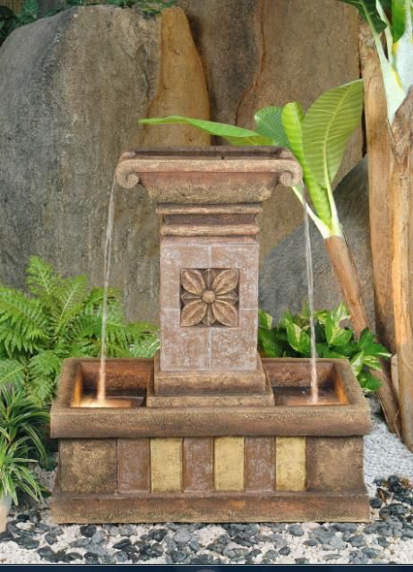 32 best Projects to Try images on Pinterest Garden fountains