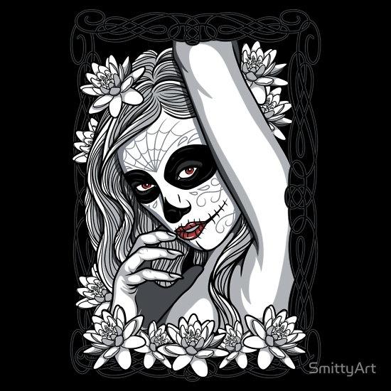 Baby Sugar Skull December 2017