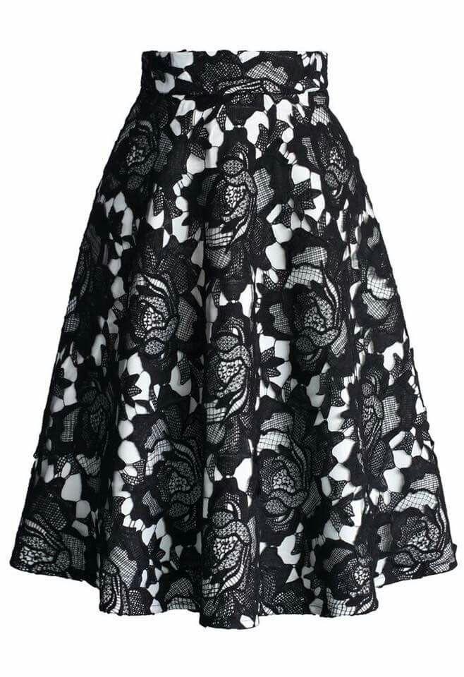 #Fashion #style #skirts