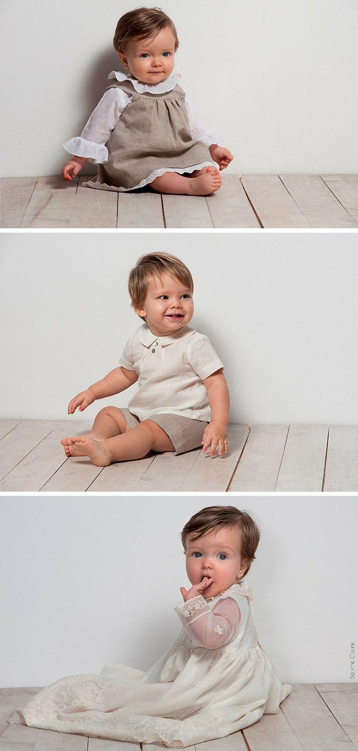 41 best Little Linen images on Pinterest   Baby boy romper, Baby ...