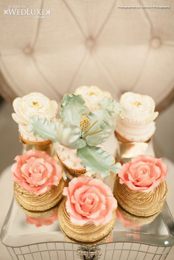 Photography: Corina V. Photography  Cupcakes & Confections: Connie Cupcake